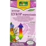 Фиточай Dr. Фито Сахар нормализация Растительная диетическая добавка в пакетиках 20*1,5г
