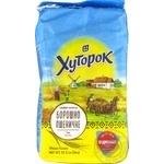 Khutorok Wheat Flour 1kg - buy, prices for Novus - image 3