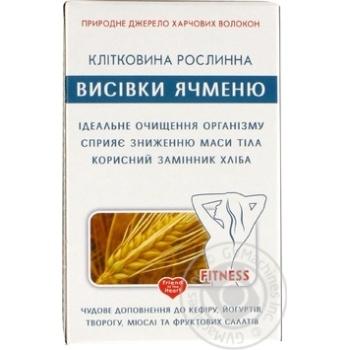 Клетчатка Golden Kings Of Ukraine диетическая из ячменя 160г - купить, цены на Ашан - фото 1