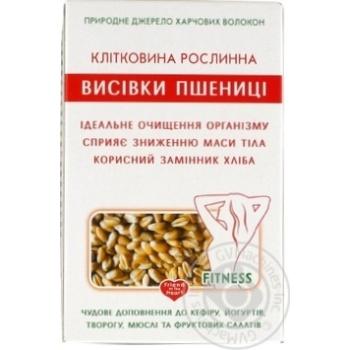 Клетчатка растительная Голден Кингз оф Юкрейн отрубей пшеницы диетическая добавка 160г - купить, цены на МегаМаркет - фото 3