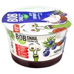 Десерт Bob Snail на кокосовому кремі чорниця 180г