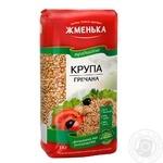 Groats buckwheat Zhmenka 1000g Ukraine